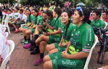 La Vuelta del Porvenir y el Tour Femenino empiezan en Florencia