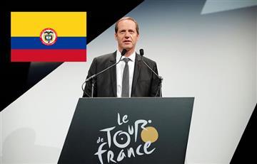 Tour de Francia homenajea a Colombia