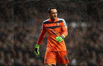 David Ospina vuelve a la titular con el Arsenal en Champions League