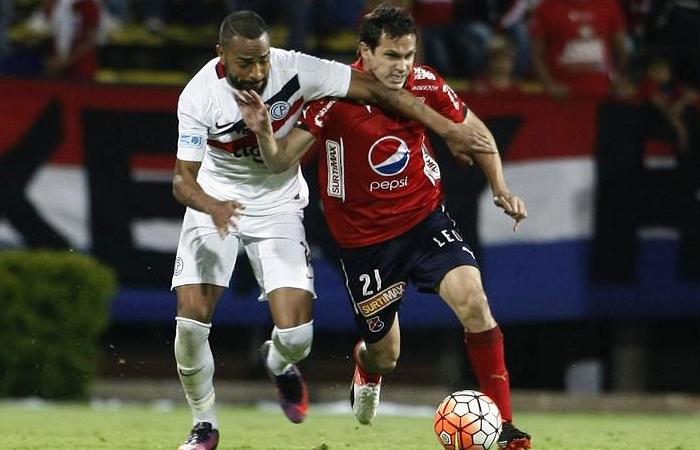 Medellín no pudo de local con Cerro Porteño