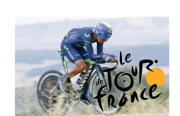 Nairo Quintana: un Tour de Francia que favorece a Chris Froome