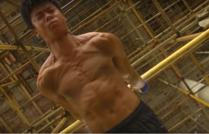 YouTube: Obrero que practica 'fitness' conquista las redes