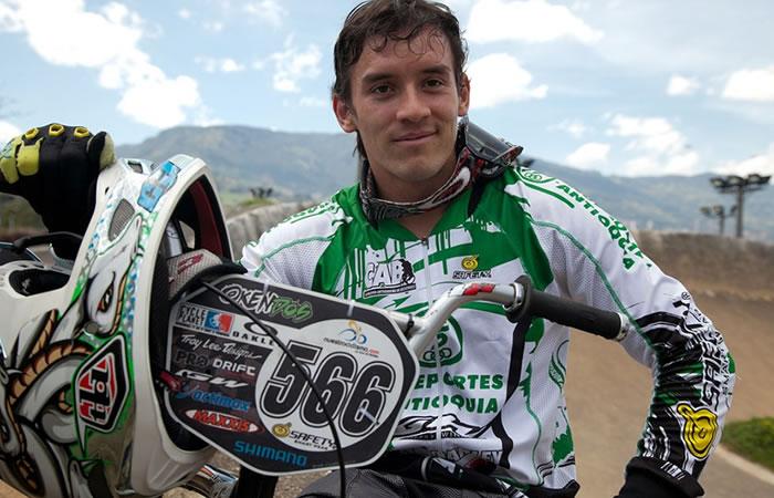 Colombia, campeón en panamericano de BMX