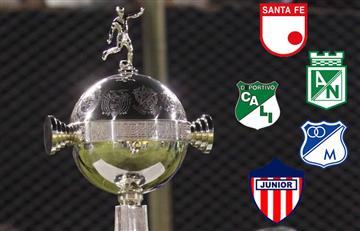 Copa Libertadores: Así se asignarán los cupos para Colombia