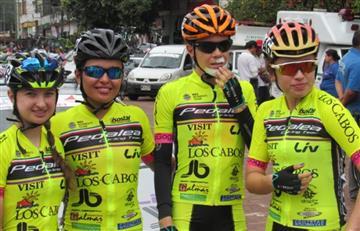 En IMÁGENES, así lucen las caras del Tour Femenino 2016