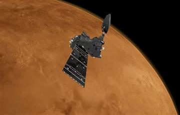 Marte: ESA pierde señal de ExoMars al aterrizar