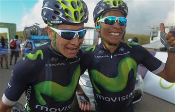 Quintana, Betancur y Anacona listos para el Tour de Abu Dhabi