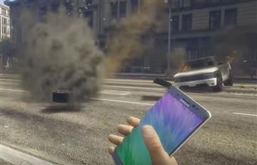 Samsung está censurando vídeos de Grand Theft Auto V