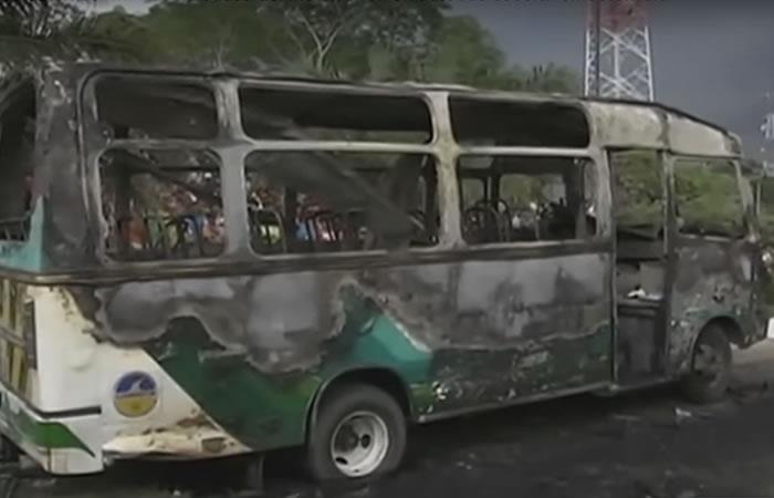 Condenan a conductor y pastor cristiano por la muerte de 33 niños