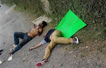 En México le cortaron las manos a siete ladrones