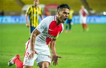 Falcao regresó con gol