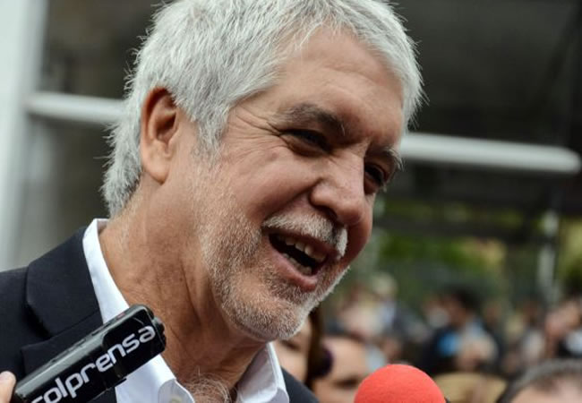 Enrique Peñalosa, alcalde de Bogotá. Foto: EFE