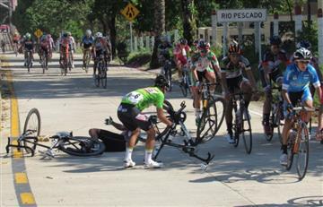 FOTOS: Todo lo que no se vio de la segunda etapa de la Vuelta del Porvenir y Tour Femenino