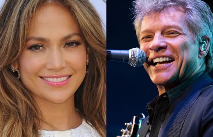 Jennifer López y Bon Jovi apoyan la carrera final de Hillary Clinton