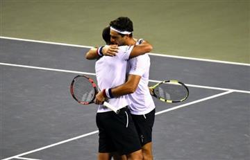 Juan Sebastián Cabal y Robert Farah a la gran final del ATP de Moscú