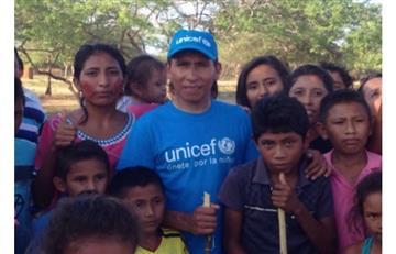 Nairo Quintana se declaró triste tras ver la realidad de La Guajira