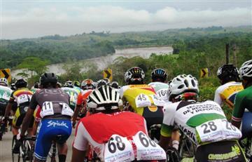 FOTOS: Mágicos paisajes del Caquetá adornan la Vuelta del Porvenir y Tour Femenino