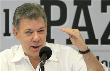 """Juan Manuel Santos pide a equipo negociador con las FARC """"meter el acelerador"""""""