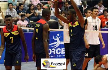 Colombia una de las tres grandes potencias en voleibol ¿