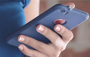 Crean sistema para escanear las venas de los dedos en móviles