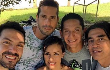 Gustavo Bolívar logra unir a Marcela Mar y Gregorio Pernía