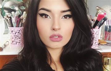 Halloween: El terrorífico maquillaje que realizó Laura Sánchez