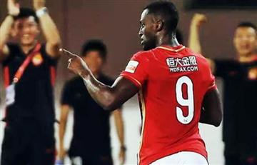 Jackson Martínez campeón en China con Guangzhou Evergrande