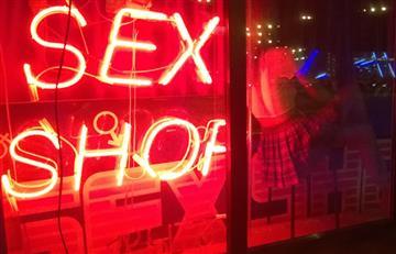 Los colombianos sí tienen para comprar en el Sex Shop