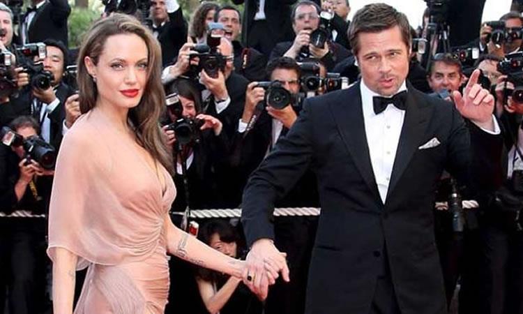 ¿Angelina Jolie quiere reconciliarse con Brad Pitt?