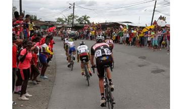 Esto es lo que gana un ciclista colombiano