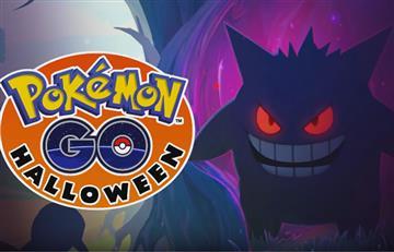 Halloween llega a Pokémon Go
