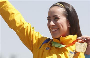 Mariana Pajón le hace este gran regalo a Colombia