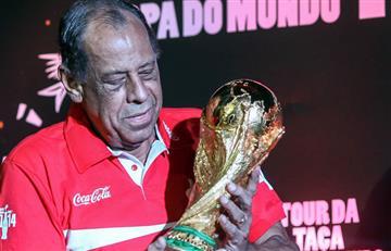 Muere la leyenda brasileña Carlos Alberto