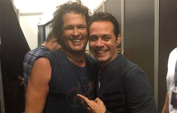 Carlos Vives honrará a Marc Anthony