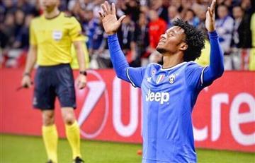 Cuadrado será titular con la Juventus