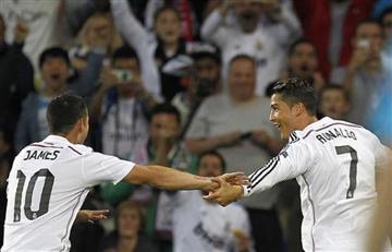 James Rodríguez y Real Madrid jugarán contra Junior en Colombia
