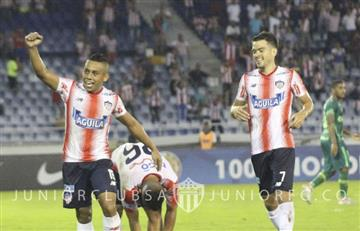 Junior visita a Chapecoense en cuartos de la Copa Sudamericana
