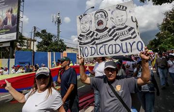 La toma de Venezuela en medio de fuertes represiones