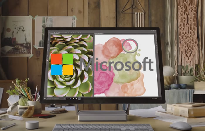 Microsoft revela sus ordenadores Surface Studio y Surface Book i7