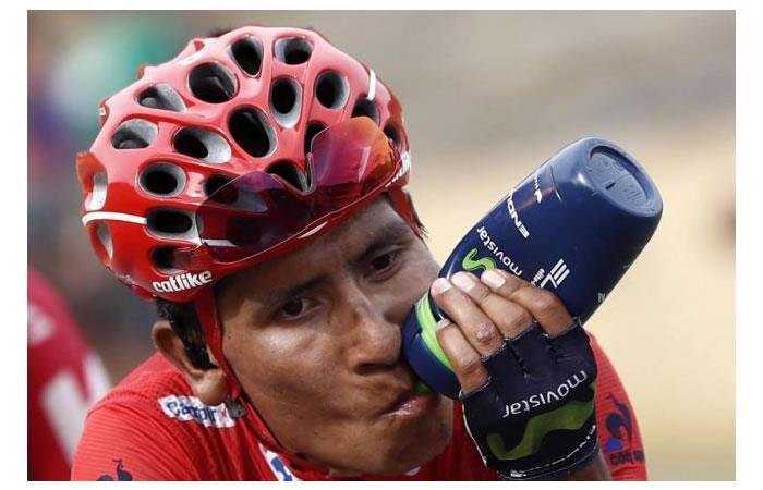 Nairo Quintana ganaría esto mensualmente