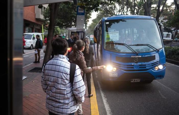¿Por qué protestan los conductores del SITP?