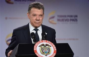 Santos celebra anuncio de liberación de Odín Sánchez