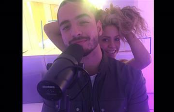 Shakira: Por medio de pistas da conocer su canción con Maluma