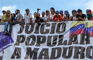 Venezuela estará en huelga este viernes