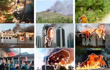 Desarrollan sistema que detecta incendios automáticamente