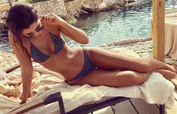 Instagram: La bella Paulina Vega y su sensual baile