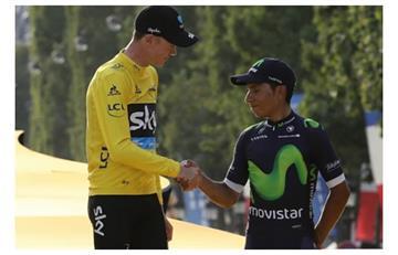 Nairo Quintana ganaría el Tour de Francia gracias a Chris Froome