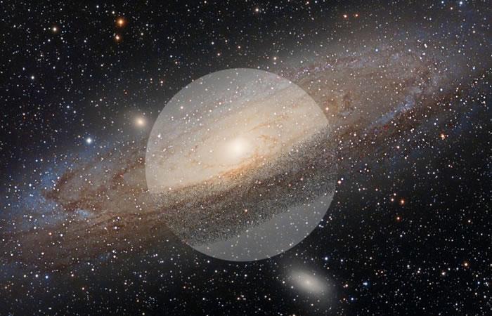NASA investiga el misterioso cambio de color de Saturno