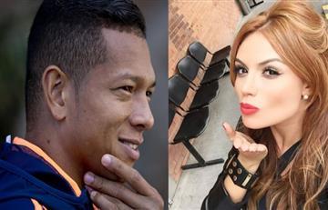 ¿Sara Uribe tendría amores con el jugador Freddy Guarín?