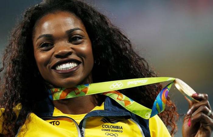 Caterine Ibargüen: 5 razones para que ella sea la deportista del año